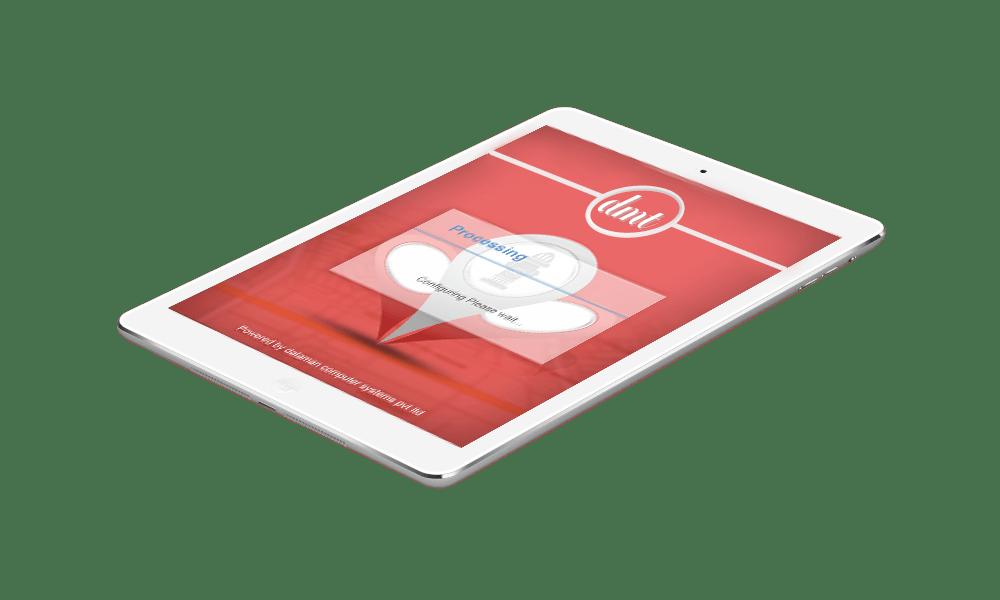 iPad Illustration